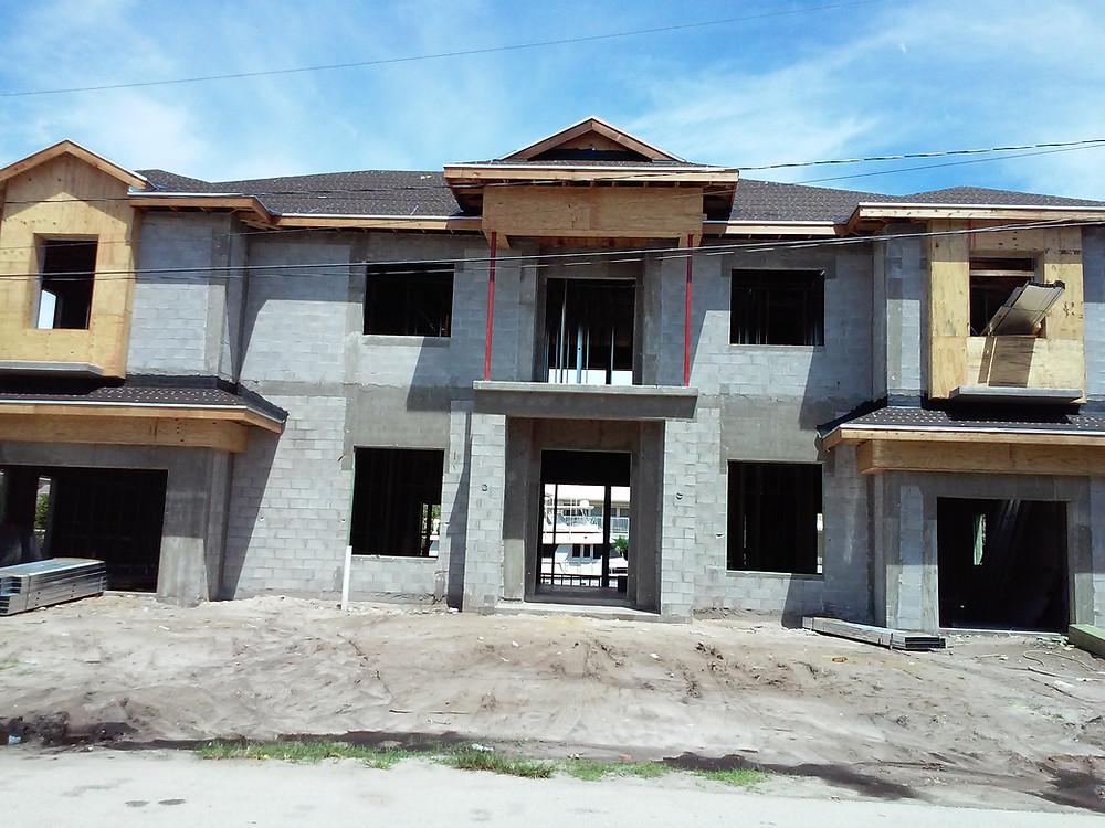 Participaçaõ em Projeto de Arquitetura de Habitação em Austin, Texas, USA