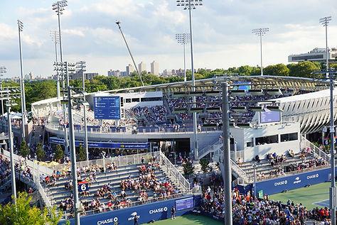 USTA BJK National Tennis Center Grandsta