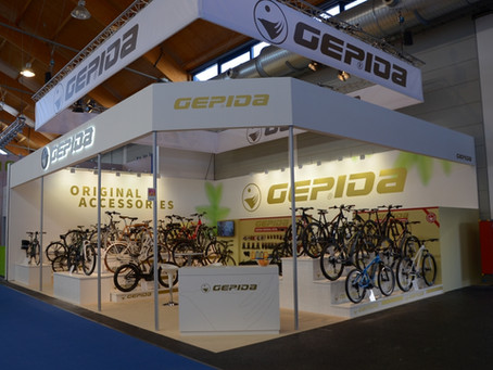 New Gepida bicycles were introduced at this year's Eurobike
