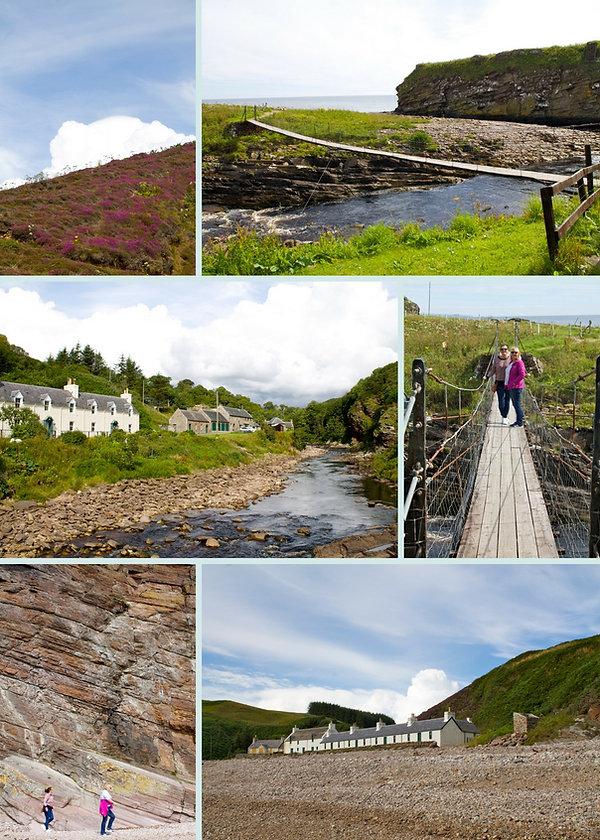 Berriedale Braes, Sutherland, Scotland