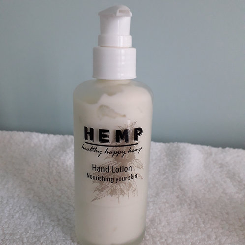 Hemp Hand Lotion