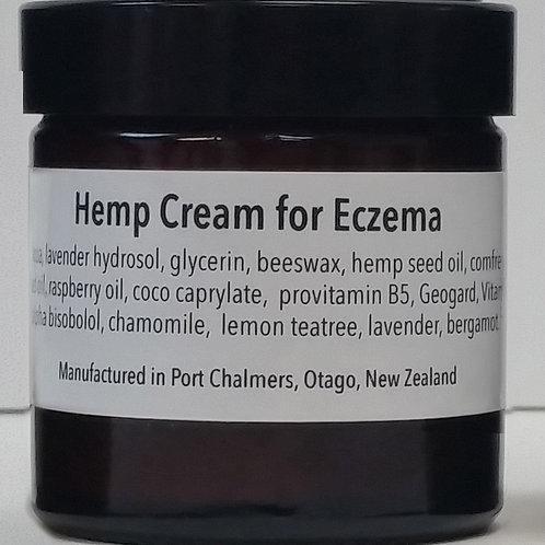 Hemp Cream for Eczema