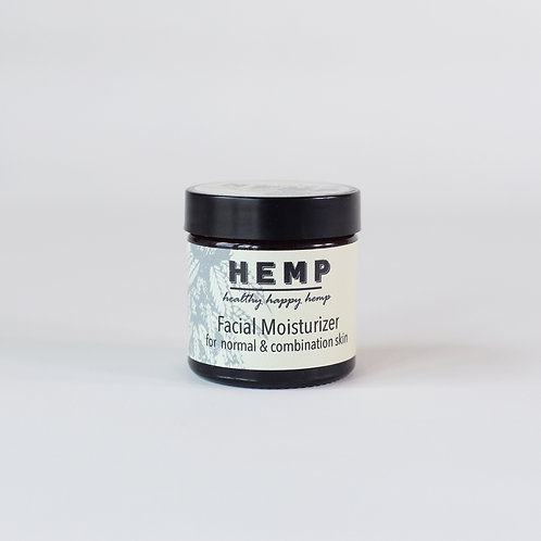 Facial Moisturiser for Normal and Combination Skin