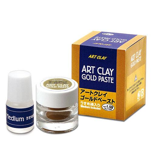 Золото ART CLAY GOLD 1,5Г