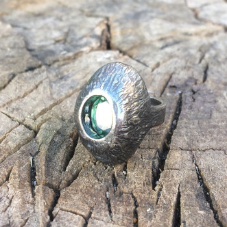 Пластичное серебро Art Clay Silver. Украшения