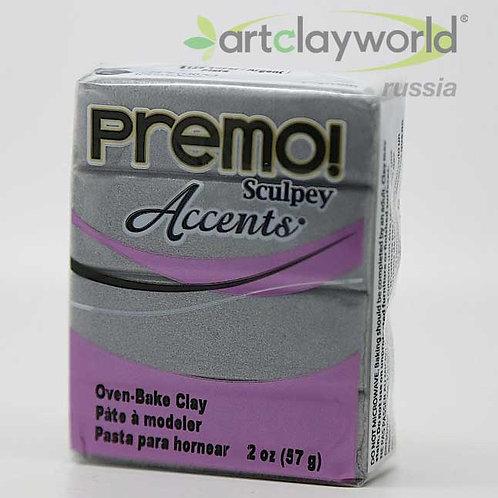 Sculpey Premo! Accent под серебро