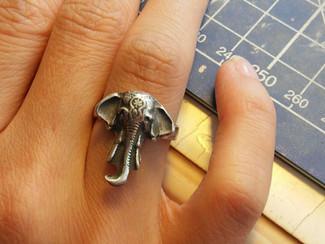 Ручной слон Марины Синичкиной