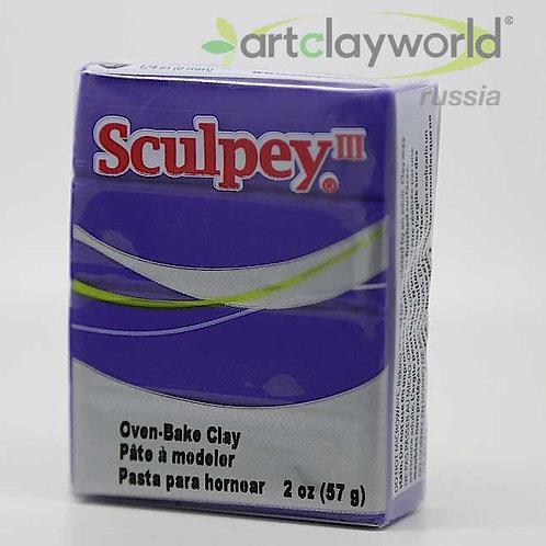 Sculpey III лиловый