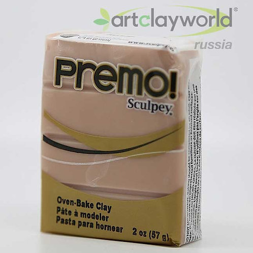 Sculpey Premo! бежевый