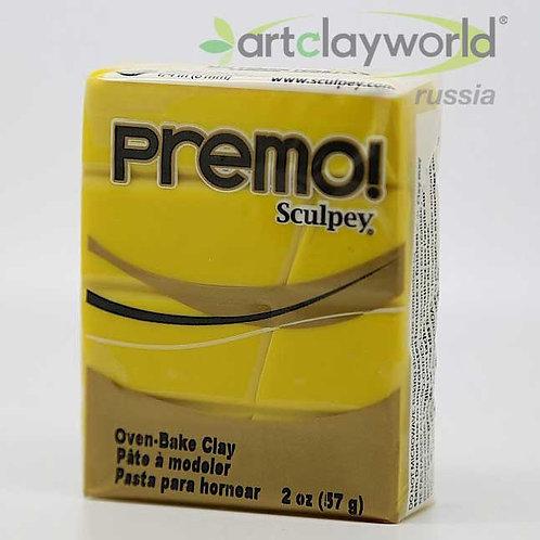 Sculpey Premo! желтый кадмий