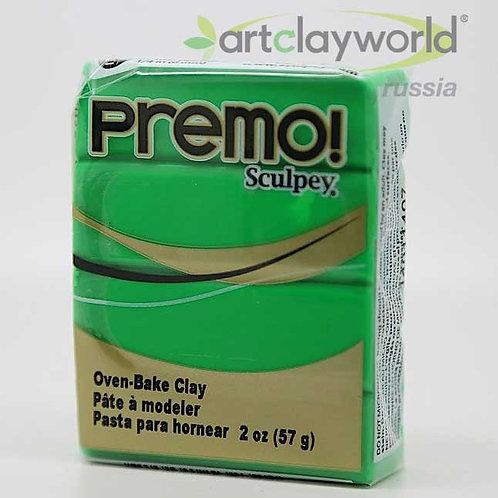 Sculpey Premo! зеленый