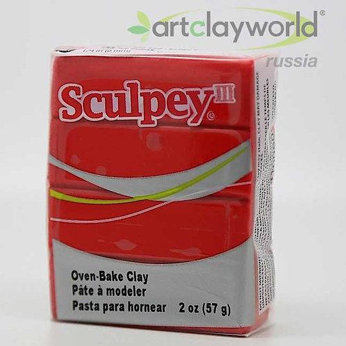 Sculpey III красный