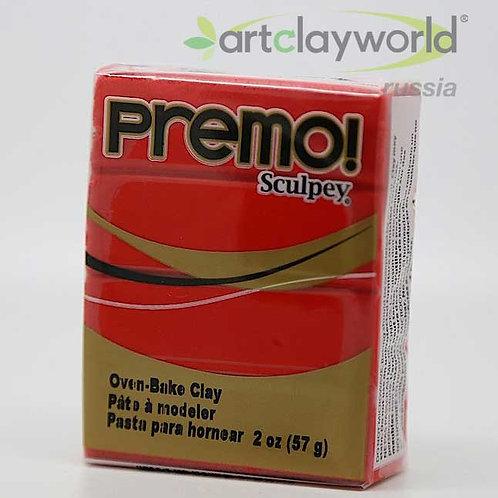 Sculpey Premo! красный кадмий