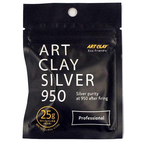 ART CLAY SILVER 950, 25g