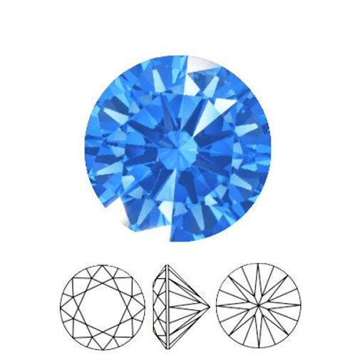 НАНО-ТОПАЗ. SWISS BLUE Ø3,0/10ШТ