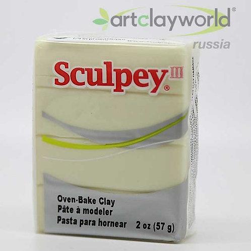 Sculpey III флуоресцентный