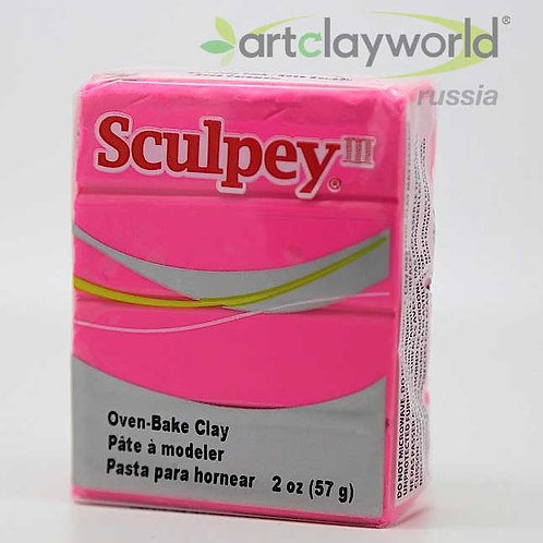 Sculpey III розовый леденец