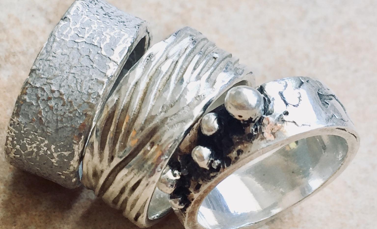 Art clay Silver украшения