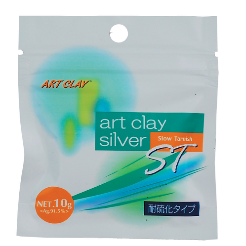ART CLAY SLOW TARNISH 10g