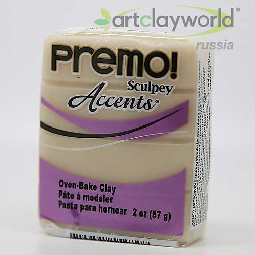 Sculpey Premo! Accent матово-белый