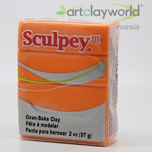 Sculpey III рыжий