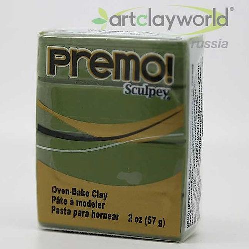 Sculpey Premo! оливковый