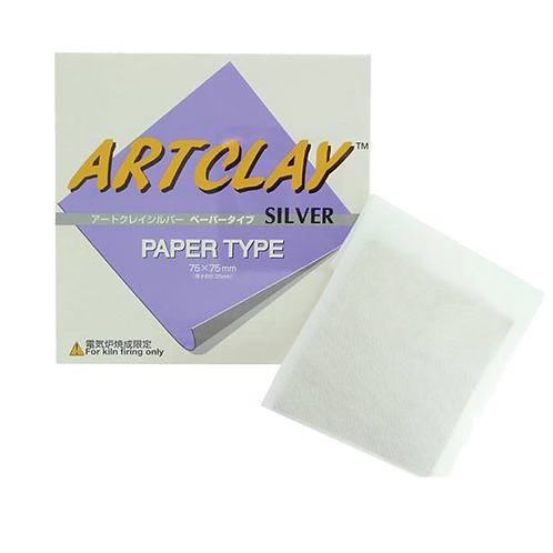 ART CLAY SILVER Paper Type 10g