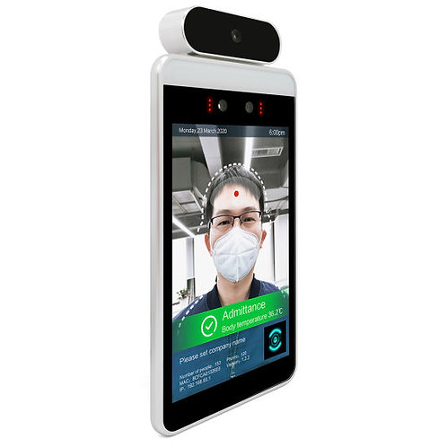 Facial Recognition Camera Thermopass+