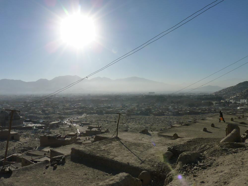 Dominik Stone Entrepreneur Afghanistan