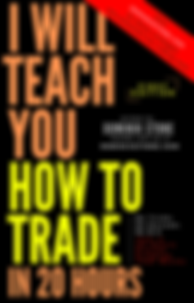I will teach you how to trade in 20 hours by Dominik Stone
