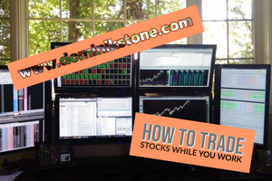 trading computer setup - How to Swing Trade Stocks While You Work