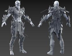 Undead Knight2(클릭 시 큰 그림이 나옵니다.)