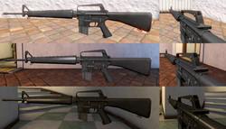 004_총기_M16_M602