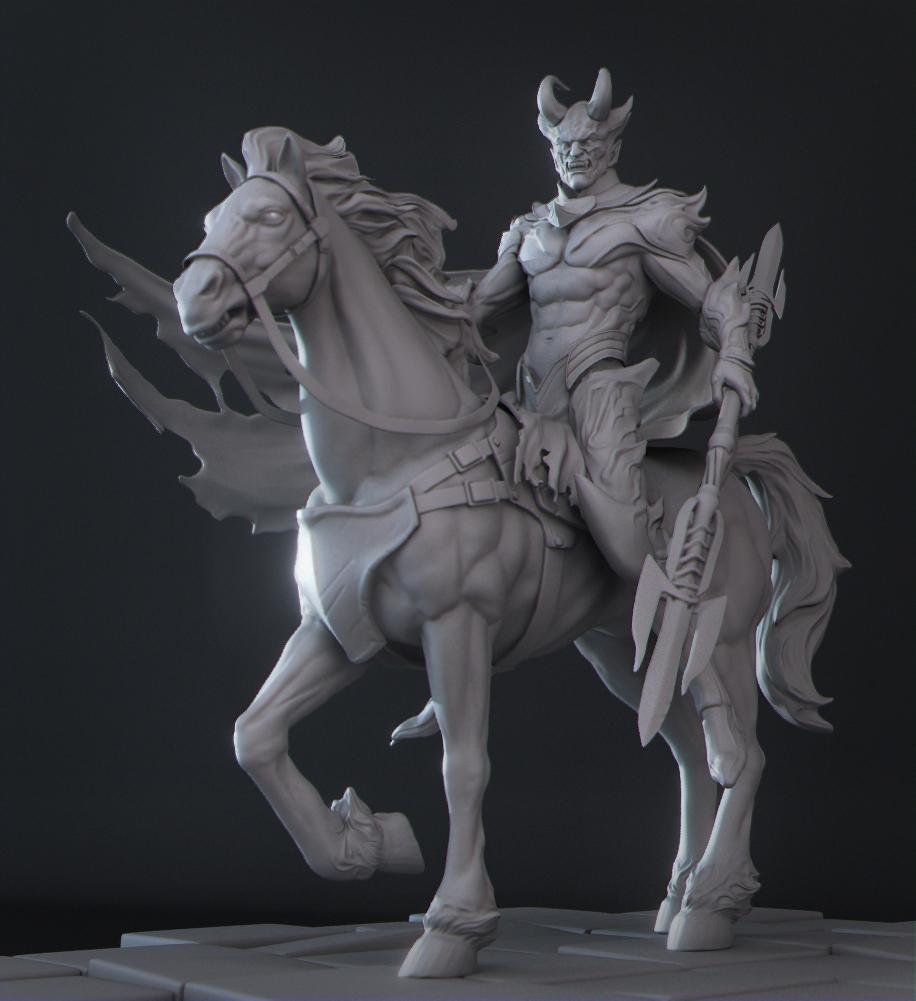 Drak Knight(클릭 시 큰 그림이 나옵니다.)