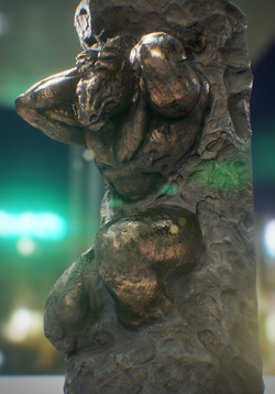 Statue Renewal