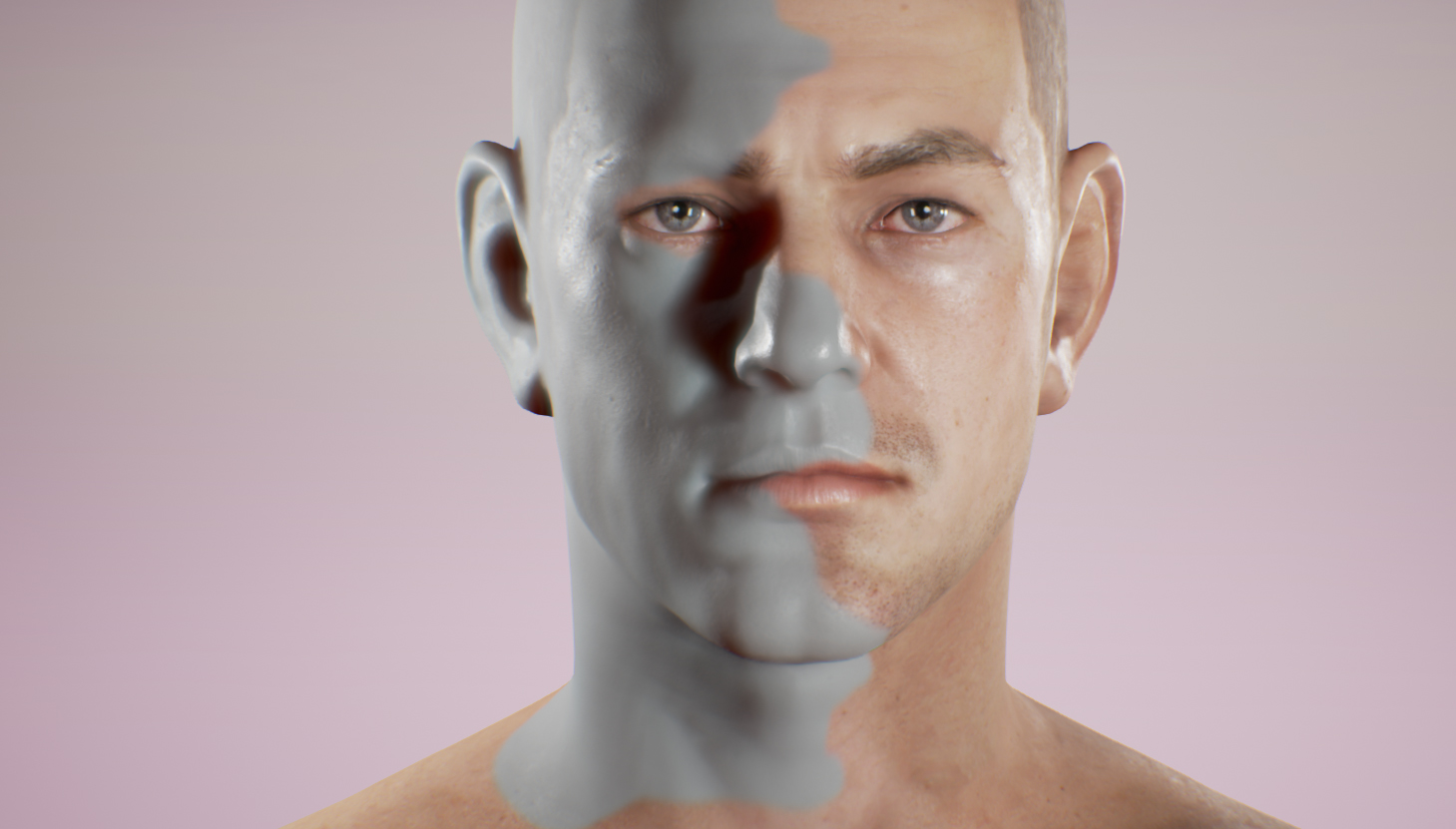 UE4 - Real Type Character