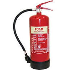 6 Litre AFFF Foam Extinguisher