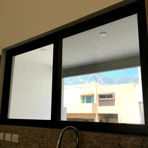 ventana de aluminio para cocina
