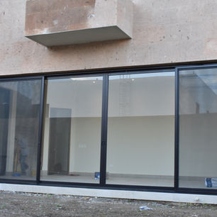 puerta de aluminio eurovent serie 100