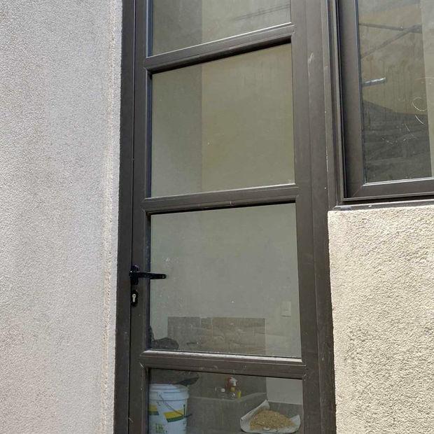 Puerta Batiente Eurovent Premium Serie 45