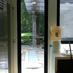 puerta batiente eurovent serie 50