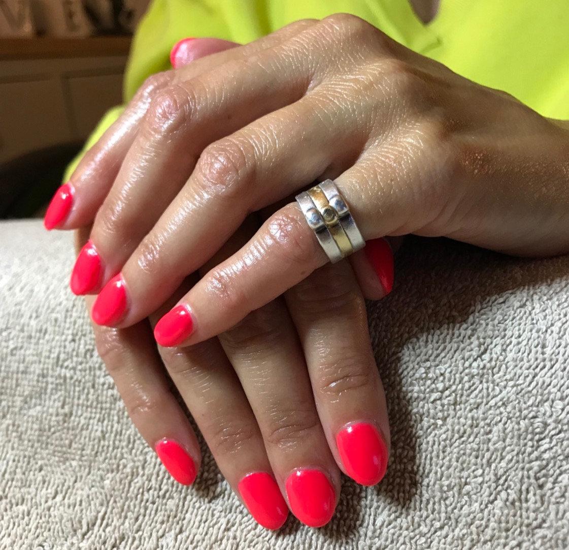 Calgel Manicure