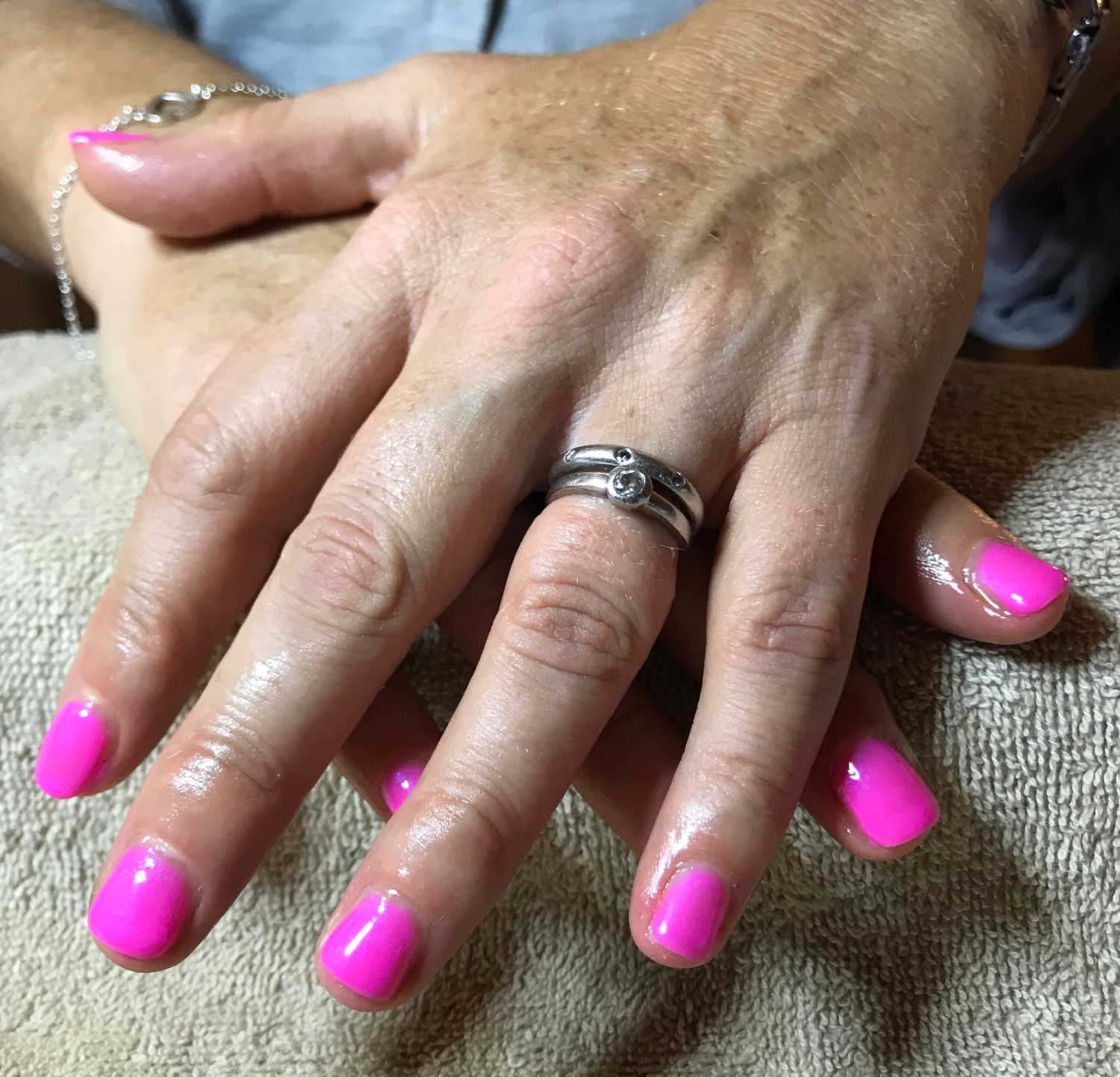Full Manicure with Gel&Go