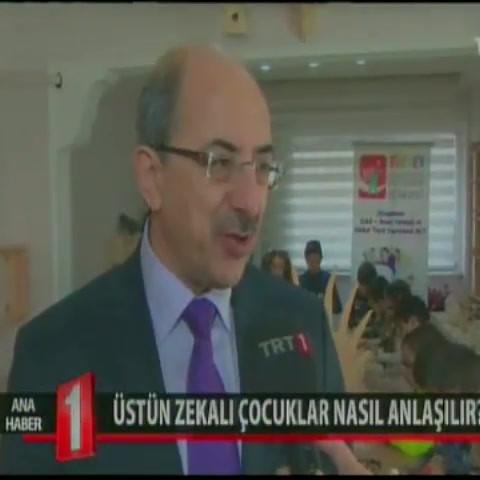 TRT Ana haber de TÜZDEV
