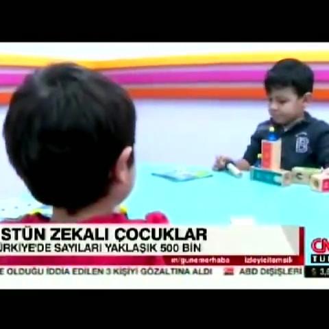 TÜZDEV CNN Türk ekranlarında