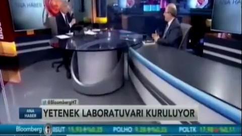 TÜZDEV- BLOOMBERG'de Türkiye'nin Üstün Zekalı Çocukları...