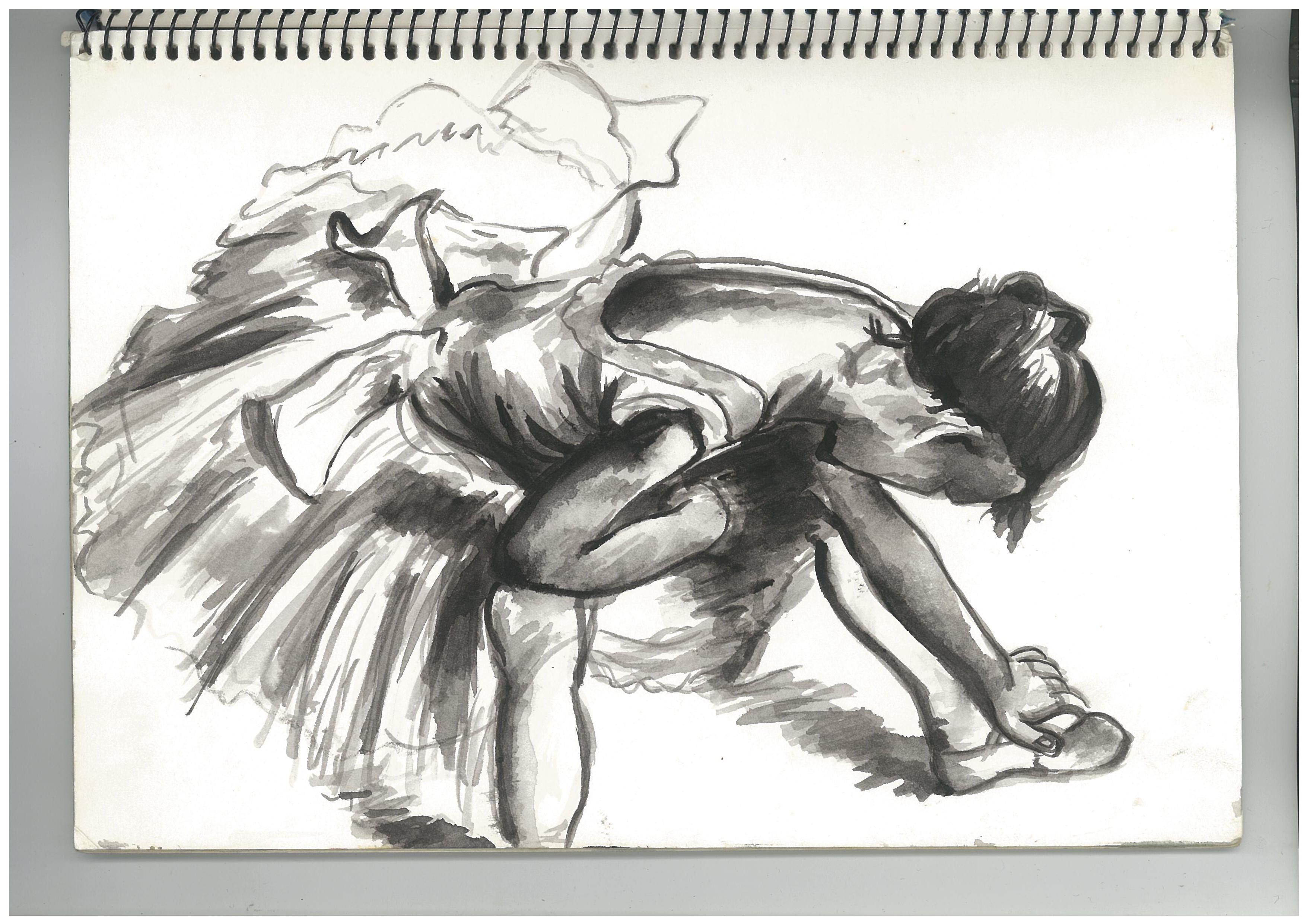 b.ballet dancer