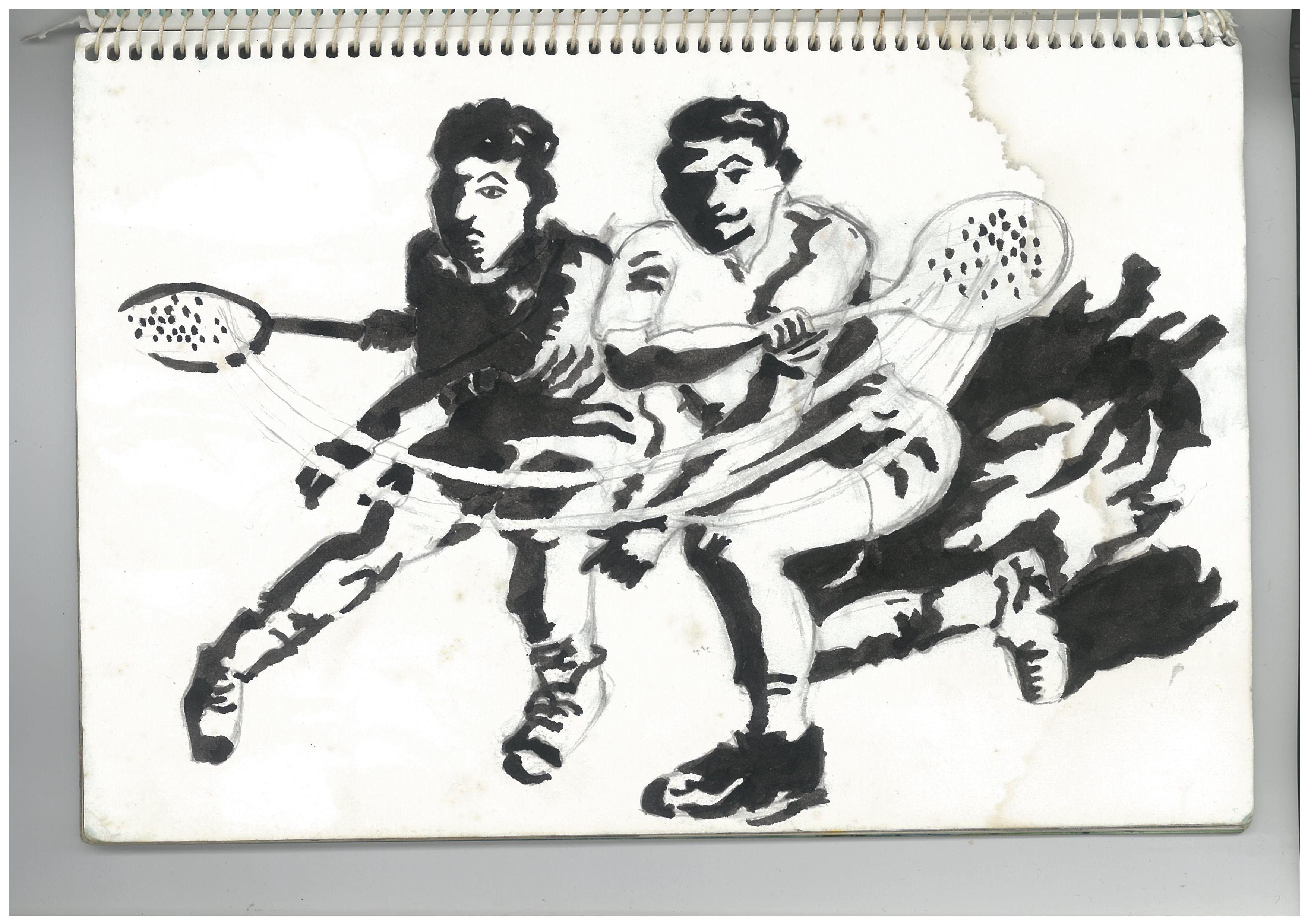 x.badminton players