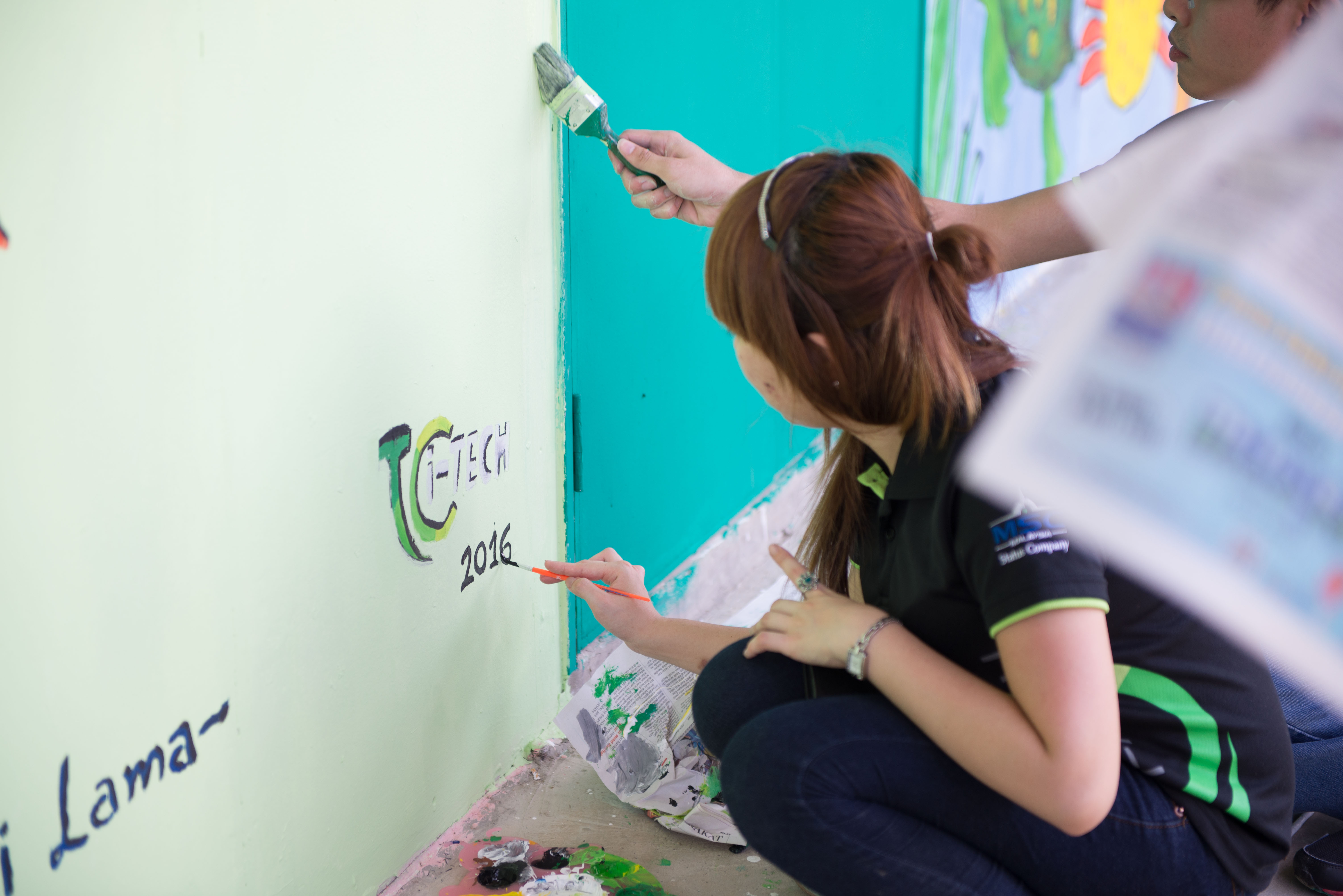 z.mural painting