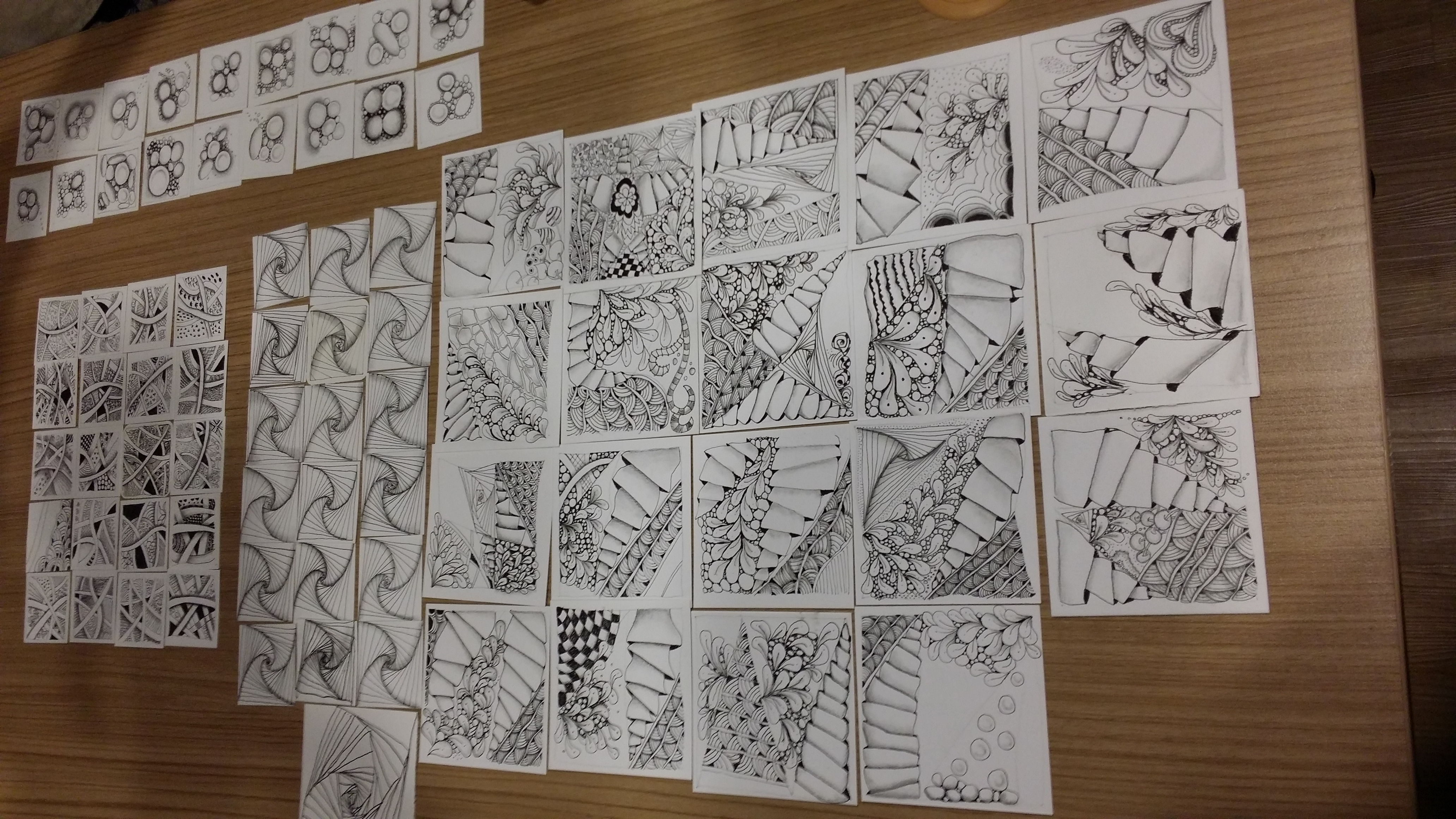 s.compile of student works